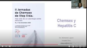 chemsex hepatitis hospital clinic barcelona vih tina Stop Sida